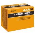 Bateria alkaliczna Duracell LR-3 AAA Industrial - Pudełko 10 szt.
