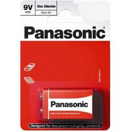 Bateria Panasonic 9V 6F22 - blister pak. po 1 szt.