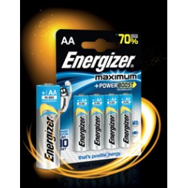 Bateria Energizer LR6 Maximum - blister 4szt