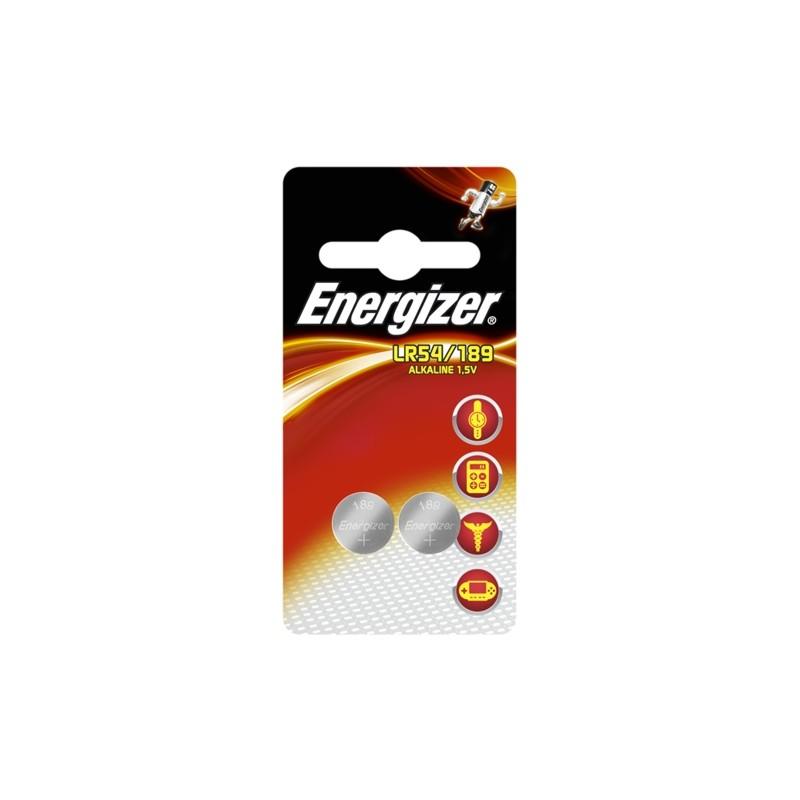 Energizer 189 Lr1130 Lr54 Battery Blister Packs Of 2