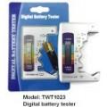 Tester BATERII TWT 1023