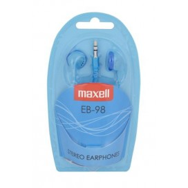 EB-98 Ear Buds Blue