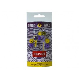 AUDIO WILD PURPLE/YELLOW