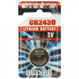 Maxell battery CR2430 - blister5 items