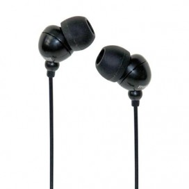 Plugz BLACK Inner Ear Bud