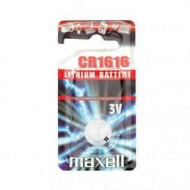 Bateria Maxell CR1616 - blister 1szt
