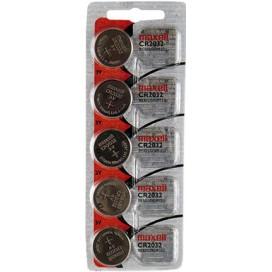 Bateria Maxell CR2032 HOLOGRAM - blister 5szt