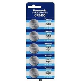 Bateria Toshiba CR2450 - blister 1szt