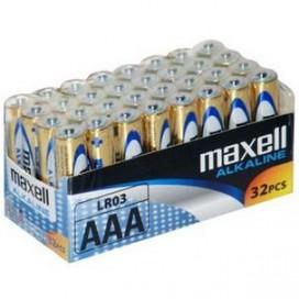 Bateria Maxell LR-3 AAA folia-32szt