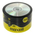 Płyty Maxell CD-R 700MB 52X pakowane po 50szt 624036.40.TE