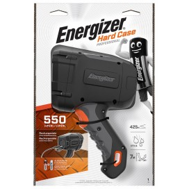 Energizer HARD CASE 634497 Rechargeable Flashlight