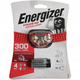 Energizer Rubber Light 2D Flashlight