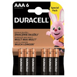 Bateria alkaliczna Duracell LR3 - blister 6szt.