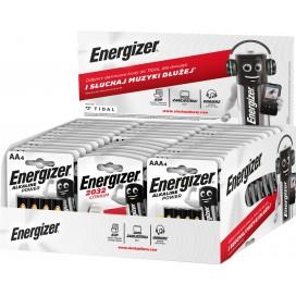 Zestaw Energizer LR6-80szt i LR3-48szt + CR2032 10szt