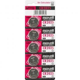 Bateria Maxell CR2025 - blister 5szt