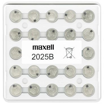 Bateria Maxell CR2025 - paletka 100szt