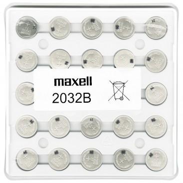 Bateria Maxell CR2025 - paletka 25szt