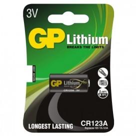 Bateria GP CR123 - blister 1szt