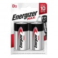 Energizer LR20 Battery - blister packs of 2