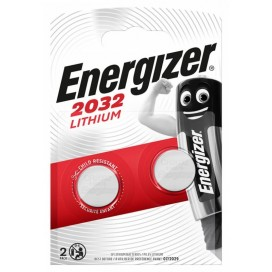 Energizer CR2032 battery - blister of 2