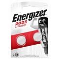 Energizer CR2025 battery - blister packs of 2