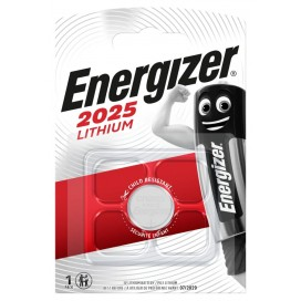 Energizer CR2025 Battery - blister of 1