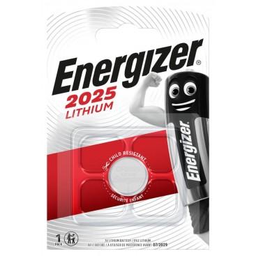 Energizer CR2025 Battery - blister of 1