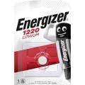 Energizer CR1220 battery - blister packs of 1