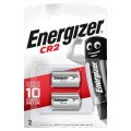 Energizer CR2 Battery- blister of 1