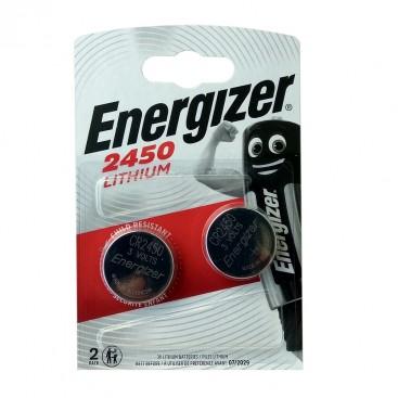 Energizer CR2450 Battery - blister of 1