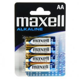 Bateria Maxell LR6 AA -blister 4szt