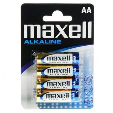 Bateria Maxell LR-6 AA - blister 4szt