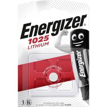 Energizer CR1025 Battery - blister of 1