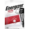 Energizer CR1025 Battery - blister of 1