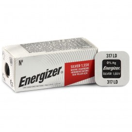 Bateria Energizer SR 516 SW (317) - pudełko 10 szt. / pudełko 100 szt.