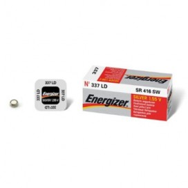 Energizer SR416SW (337) Battery -packs of 10