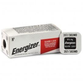 Bateria Energizer SR 44 SW (357/303) - pudełko 10 szt. / pudełko 100 szt.