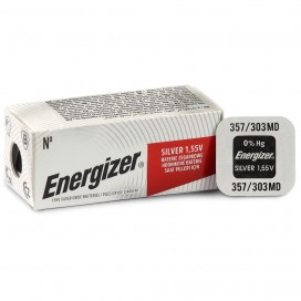 Energizer SR44SW (357/303) Battery - packs of 10