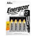 Bateria Energizer LR6 - blister 4 szt.  / pudełko 96 szt.