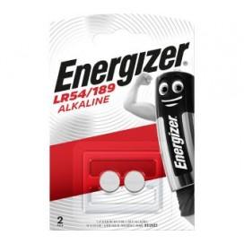 Energizer 189 / LR1130  / LR54 battery - blister packs of 2