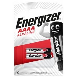 Bateria Energizer AAAA E96 , LR61 - blister 2 szt. / pudełko 10 szt.