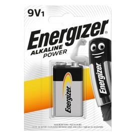 Bateria Energizer 9V 6LR61 - blister 1 szt. / pudełko 12 szt.