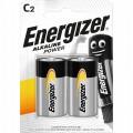 Energizer LR14 Battery - blister packs of 2