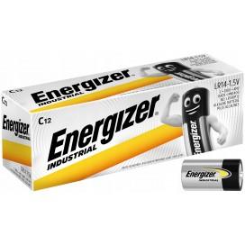 Bateria Energizer LR14 Industrial - opakowanie 12 szt. / pudełko 72 szt.