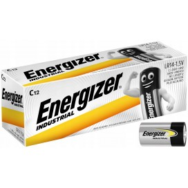 Energizer LR14 Industrial battery - packs of 12