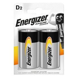 Bateria Energizer LR20 - blister 2 szt. / pudełko 12 szt.
