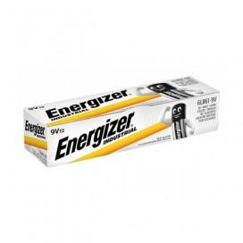 Energizer 9V 6LR61 Industrial battery - packs of 12