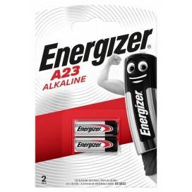 Energizer A23 Battery - blister packs of 2