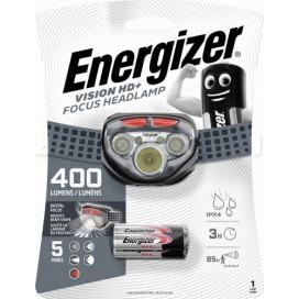 Latarka Energizer CZOŁOWA VISION HD+ FOCUS 400 LUMENS
