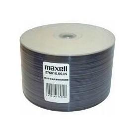 Płyty Maxell DVD-R 4,7GB 16X pakowane po 50szt